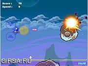 Флеш игра онлайн Столкновение с НЛО / UFO Clash
