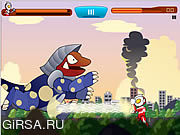 Флеш игра онлайн Ультрамен / Ultraman