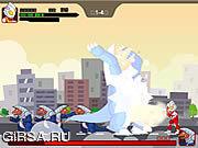 Флеш игра онлайн Ультрамен 2