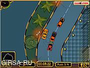 Флеш игра онлайн Гонки подземных королей / Underground Racing Kings
