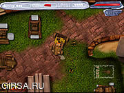 Флеш игра онлайн Violet Parking 2 Dinosaurs