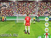 Флеш игра онлайн Виртуальный Кубок Мира по Футболу 2010 / Virtual Football Cup 2010