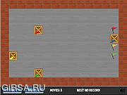 Флеш игра онлайн Warehouse Worker