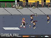 Флеш игра онлайн Панцырь ратника с двойным лезвием / Warrior Armor With Double Blade