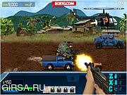 Флеш игра онлайн Warzone Getaway 2