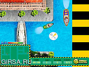 Флеш игра онлайн Таксомотор воды / Water Taxi
