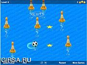 Флеш игра онлайн Вотербол / Waterball