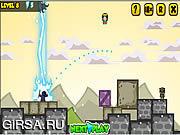 Флеш игра онлайн Willy the Wizard
