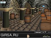 Флеш игра онлайн Избежание винного погреб погреба / Wine Cellar Escape