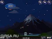 Флеш игра онлайн Winged Penguins