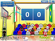 Флеш игра онлайн World Basketball Championship