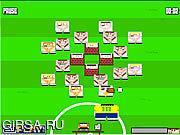 Флеш игра онлайн Проламывание 2010 кубка мира / World Cup Breakout 2010