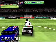 Флеш игра онлайн Мир Хаммер Футбол