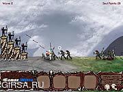 Флеш игра онлайн Wrath Of Evil