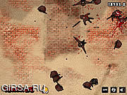 Флеш игра онлайн Перекресный огонь