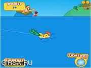 Флеш игра онлайн Рыболовство Xstream