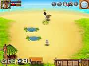 Флеш игра онлайн Youda Survivor