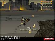Флеш игра онлайн Зомби