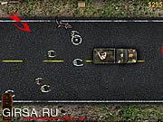 Флеш игра онлайн Зомби сафари / Zombie Safari