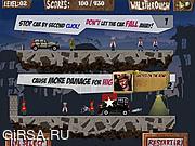 Флеш игра онлайн Zombie Smasher