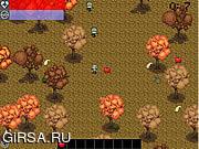 Флеш игра онлайн Зомби-Вегетарианец