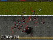 Флеш игра онлайн Зомби Неделю / Zombie Week