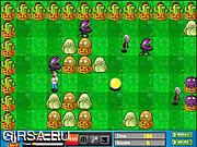 Флеш игра онлайн Зомби Парадизо