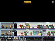 Флеш игра онлайн Бастер Зомбу