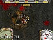 Флеш игра онлайн ЗомбоАпокалипсис / Zombocalypsis