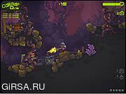 Флеш игра онлайн Зомботрона