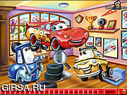 Флеш игра онлайн Hidden Numbers - Cars