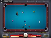 Флеш игра онлайн Бильярд