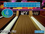 Флеш игра онлайн Акро Боулинг