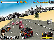 Флеш игра онлайн Уличные Колеса 2 / Street Wheels 2