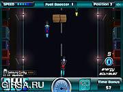 Флеш игра онлайн Синий Адрено