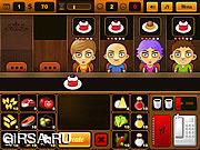 Флеш игра онлайн Итальянский ресторан