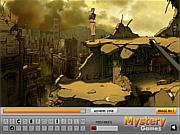Флеш игра онлайн Приключенческие картинки. Скрытые буквы / Adventure Places: Hidden Letters