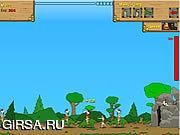 Флеш игра онлайн Age of War