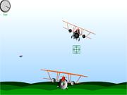 Флеш игра онлайн Air Dogfight