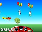 Флеш игра онлайн Air Adventure