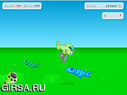 Флеш игра онлайн Air Fishing
