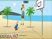 Флеш игра онлайн Air Raid Basketball