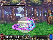 Флеш игра онлайн Крылатыми Бой