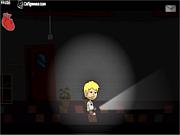 Флеш игра онлайн Алана и школьные привидения