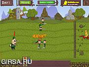 Флеш игра онлайн Alien anarchy