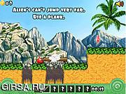 Флеш игра онлайн Чужой Аварии / Alien Crash