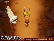 Флеш игра онлайн Охотник за чужаками