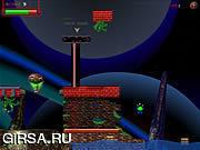 Флеш игра онлайн Инопланетные НЛО / Alien UFO