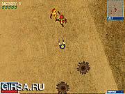 Флеш игра онлайн Охотник чужеземца / Alien Hunter