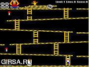 Флеш игра онлайн Alkie Kong